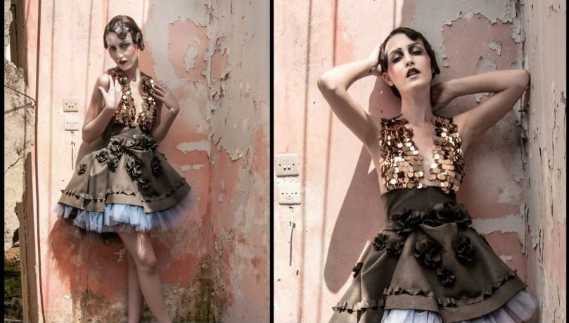 572d5607552 Όταν το πάθος για το σχέδιο μόδας είναι τόσο μεγάλο, κανένα εμπόδιο δεν  μπορεί να σταματήσει ακόμα και τα πιο τρελά όνειρα. Και η Μαρία Τάγκαλου  κατάφερε να ...
