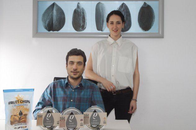 Made In Greece η RhoFoods, η »ηδονή των καρπών» – 2 νεαρότατοι Έλληνες και τα φυσικά & ανεπεξέργαστα τρόφιμα τους