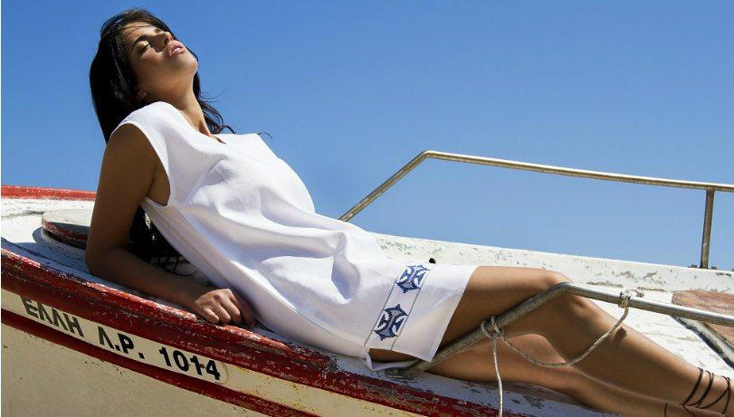 Made In Greece η KLOTHO: Πώς μια Κρητικιά δημιουργεί παγκόσμιο Brand Resort Wear από τους αργαλειούς των γιαγιάδων