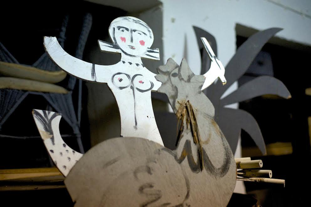 «75 χρόνια Θέατρο Τέχνης Καρόλου Κουν-75 αντικείμενα» στη ΣΤΟart Kοραή