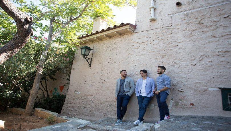 Made In Greece τα αναψυκτικά Three Cents: 3 Barmen & 1 επιχειρηματίας ενώνουν τις δυνάμεις τους