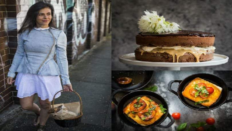 H Ελληνοαυστραλέζα Ελένη Τζουγανάτου & το Site της που σαρώνει στην Αυστραλία με συνταγές χωρίς γλουτένη