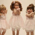 Οι «αληθινές» πορσελάνινες κούκλες «Ερατώ» φτιάχνονται στο χέρι μία μία από την Σοφία Ζαχαράκη – Αποκλειστικό