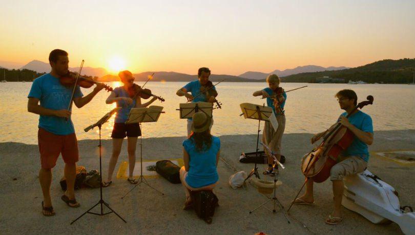 Σε Μέθανα, Σπέτσες, Γαλατά, Ύδρα, Πόρο, Κύθηρα το 7ο Φεστιβάλ Μουσικής Δωματίου Σαρωνικού