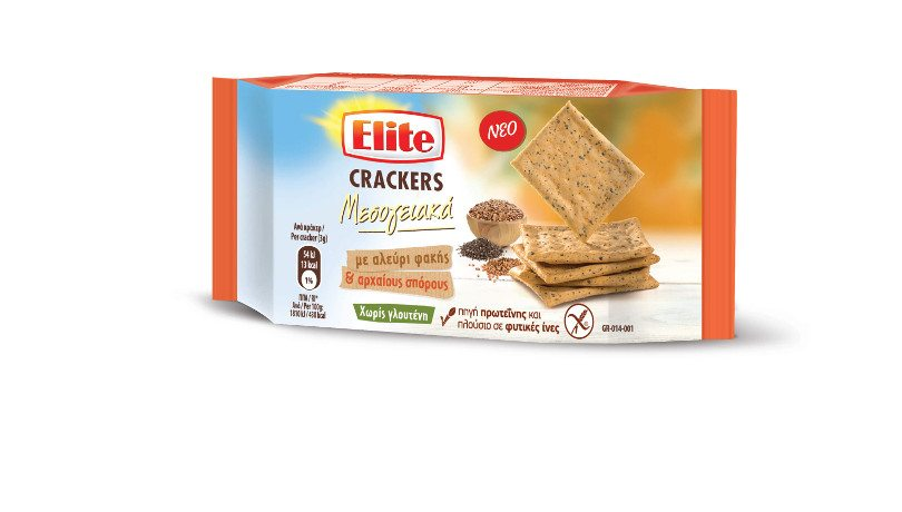 ELITE CRACKERS  Ancient Seeds