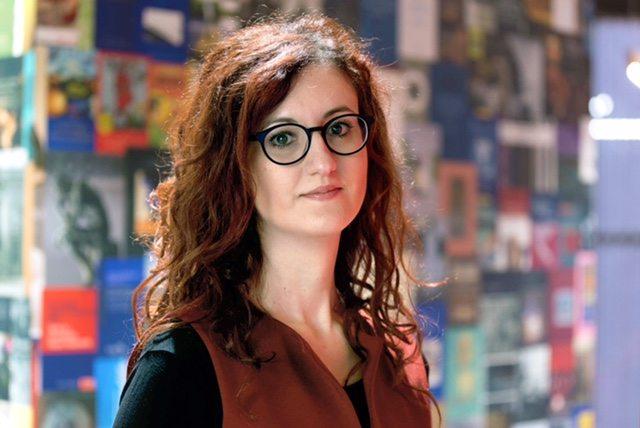 Η νέα καθηγήτρια της «Έδρας Νεοελληνικών Σπουδών Μαριλένας Λασκαρίδη» στο Πανεπιστήμιο του Άμστερνταμ