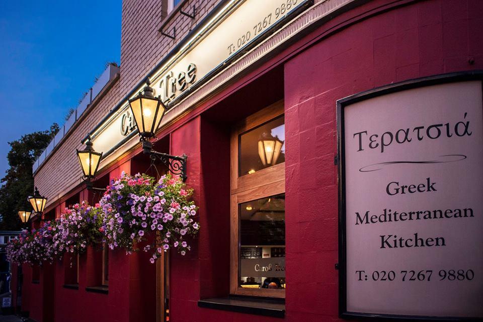 Τα δέκα καλύτερα  «Made In Greece» εστιατόρια στο Λονδίνο (ΦΩΤΟ)