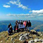 Κατακτώντας κορυφές με την Ομάδα Πεζοπορίας & Ορειβασίας των νέων της Κοιλάδας του Αχελώου (ΦΩΤΟ)