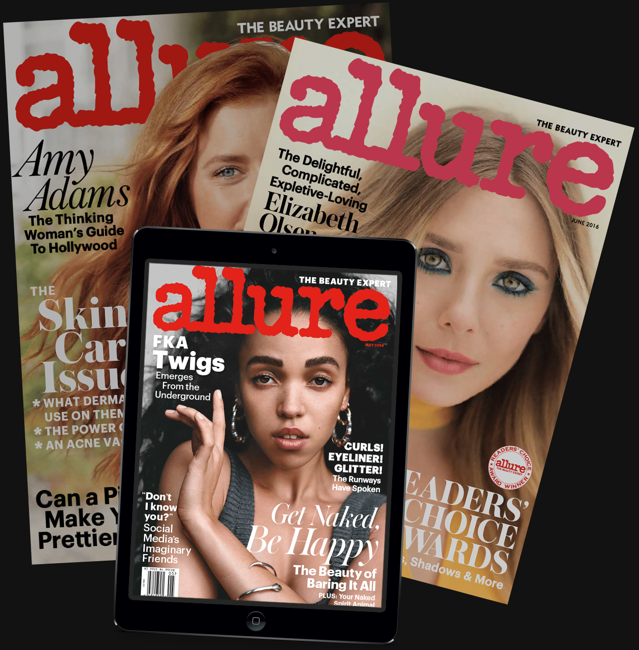 Allure Subscription Temp