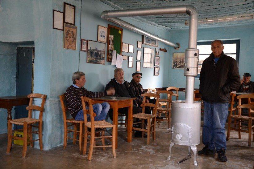 Το παλιότερο ελληνικό καφενείο βρίσκεται στον Λαύκο Πηλίου