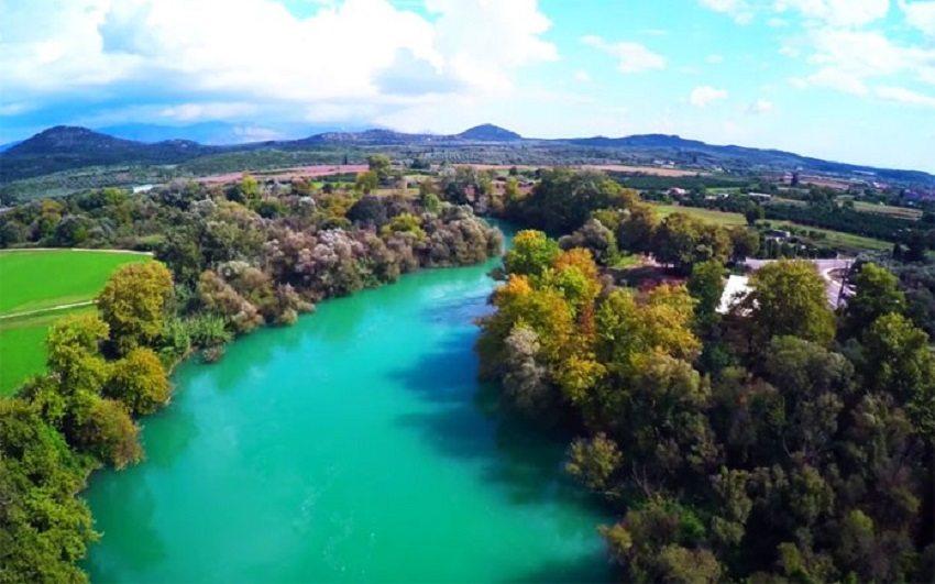 Βίντεο: Ο ποταμός που «νικούσε» όλους τους Θεούς πλην του Δία