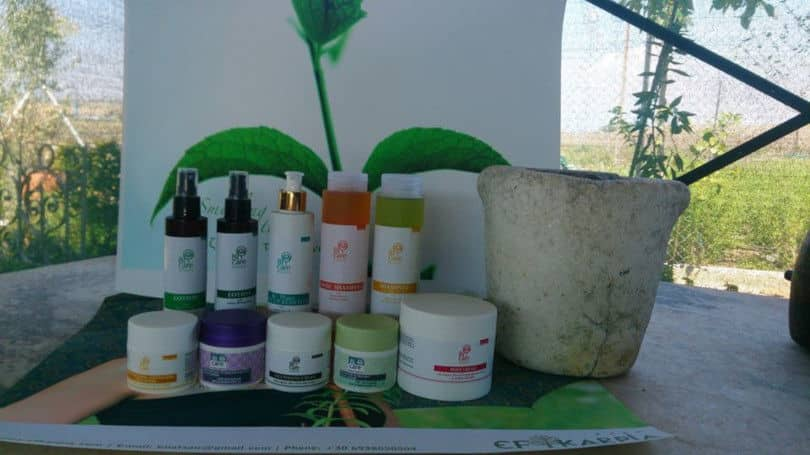 Made In Greece το Αγρόκτημα Ευκαρπία: Τρεις γενιές μεράκι για τα αγνά, βιολογικά αρωματικά φυτά, όσπρια & καλλυντικά – Χειροποίητα από τη Λάρισα