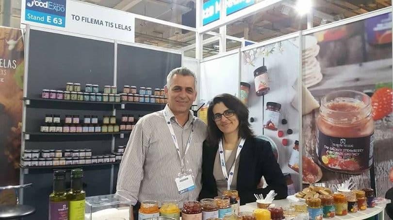 Made In Greece «Το Φίλεμα της Λέλας»: Μαρμελάδες, γλυκά του κουταλιού & τσάτνεϊ με αγνά υλικά από το Κιάτο σε 12 χώρες