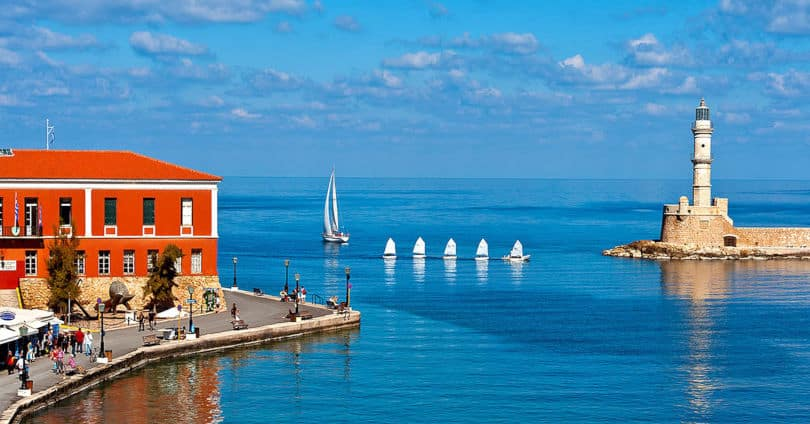 Chania Travel Guide Beaches Accommodation