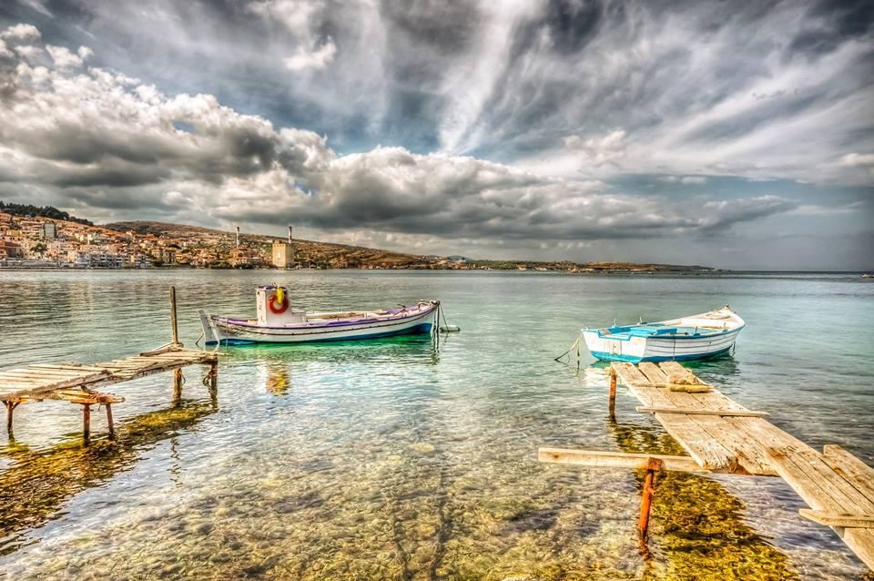 Παιχνίδια του φωτός στην όμορφη Λέσβο – Φωτογραφία της ημέρας από το Visit Greece