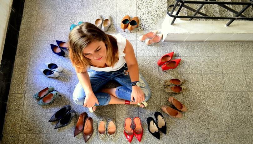 """Έρωτας με την πρώτη ματιά τα χειροποίητα, δερμάτινα παπούτσια της Γεωργίας Βλαχάκη και της """"Fabrica Fabrica"""""""