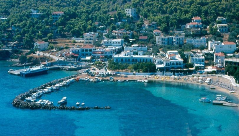Η Αθήνα και το Αγκίστρι σε απόσταση αναπνοής – Ματιά από ψηλά
