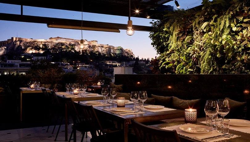 Στο «The Zillers» η απόλαυση πάει σε άλλο επίπεδο – Ειδυλλιακό Roof Garden, θέα την Ακρόπολη και γευστικές απολαύσεις που γαργαλούν τον ουρανίσκο