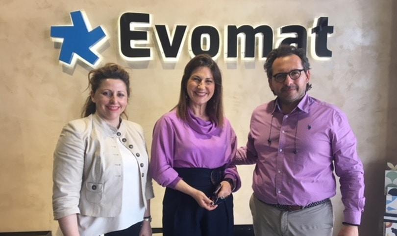 Προϊόντα που φέρνουν επανάσταση μας παρουσιάζει η ελληνική Evomat  (Evolution Materials) που εξειδικεύεται στην παραγωγή αρχιτεκτονικών 9e8ddae175a