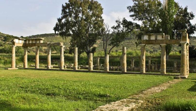 Ο ναός της θεάς Αρτέμιδος στην Βραυρώνα σε ένα μαγευτικό βίντεο που μας ταξιδεύει στην αρχαία Ελλάδα