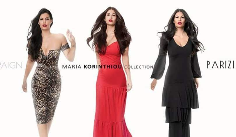 Σέξι φορέματα   αέρινες floral φούστες για τις πιο εντυπωσιακές ... e03e812581c