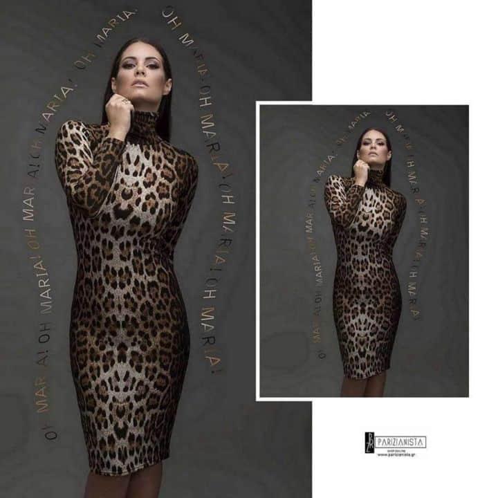 Σέξι φορέματα   αέρινες floral φούστες για τις πιο εντυπωσιακές ... cffbb3f2703