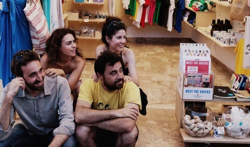 Made In Greece τα When In Greece: 4 φίλοι αρχιτέκτονες δίνουν φρέσκια πνοή στα ταξιδιωτικά αναμνηστικά