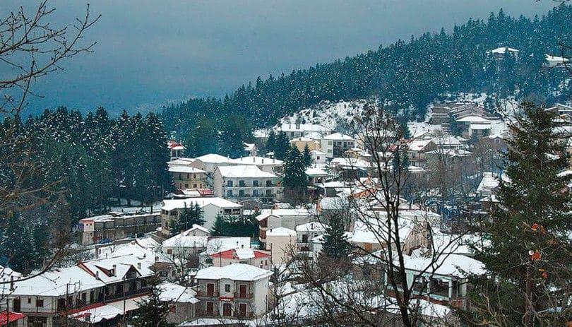 Περτούλι Τρικάλων: Ένα παραμυθένιο χωριό εξαιρετικού κάλλους που θυμίζει ελβετικές Αλπεις