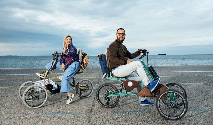 Αποκλ. – Made In Greece η Elektronio: Η Άννα & ο Παντελής φτιάχνουν επιτέλους ελληνικά ποδήλατα – Play, Pla-e+ & Kouvala-e με 9 βραβεία κατακτούν τον πλανήτη
