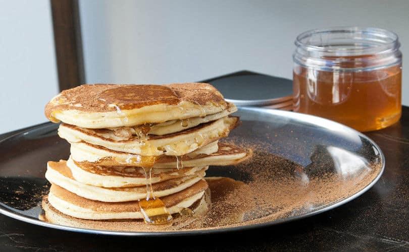 Pancake Anthotiro Meli