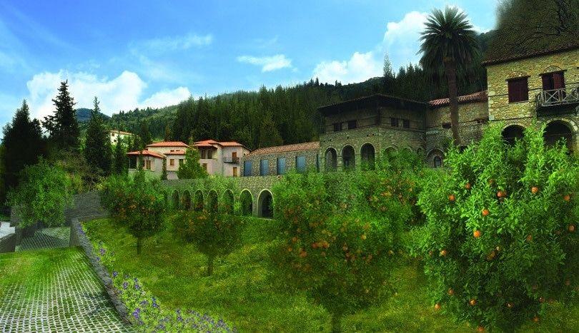 Το BBC κατατάσσει το Euphoria ένα νέο ελληνικό ξενοδοχείο στο Μυστρά με spa  στα 10 καλύτερα του κόσμου f4826b7f850