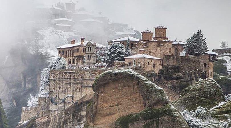 Η Ελλάδα χιονισμένη σε 30 μοναδικές φωτογραφίες που αναδεικνύουν όλη της την ομορφιά