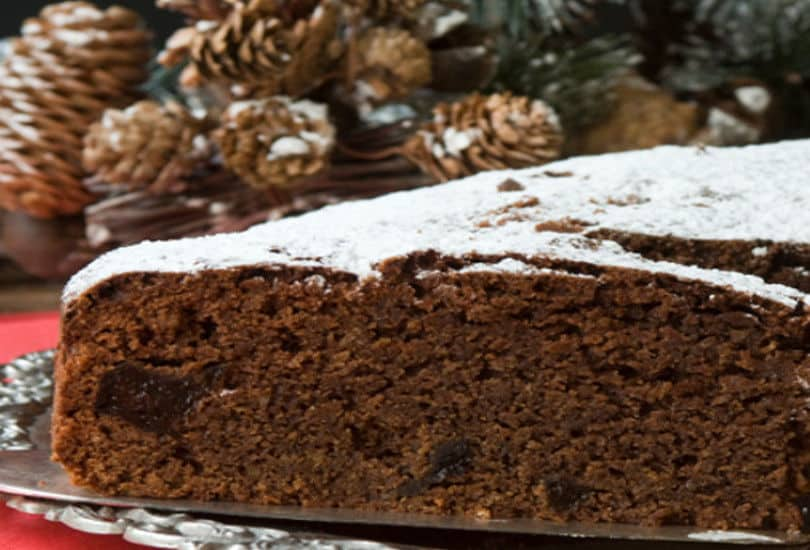 Στέλιος Παρλιάρος: Σοκολατένια βασιλόπιτα με δαμάσκηνα – Μια διαφορετική εκδοχή για το πιο τυχερό γλυκό του χρόνου!