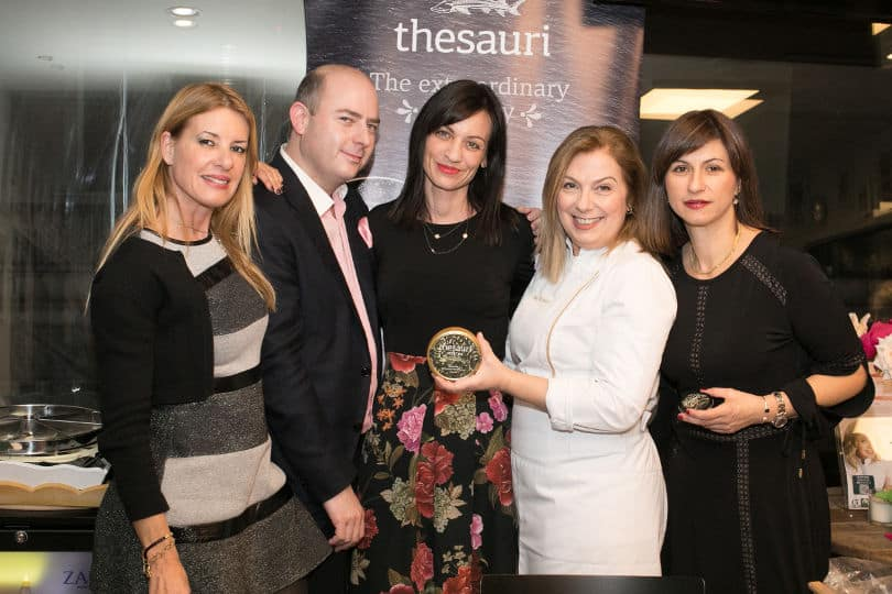 Greek Luxury Products & Thesauri Caviar: Δύο Made In Greece εταιρείες με μοναδικά προϊόντα στο Cooking Class της Ντίνας Νικολάου