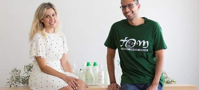Αποκλ. Made In Greece η Egreeno: Ο Χρήστος Γκουλέτσας έφτιαξε τα πιο αγνά απορρυπαντικά με 93%  συστατικά φυσικής προέλευσης