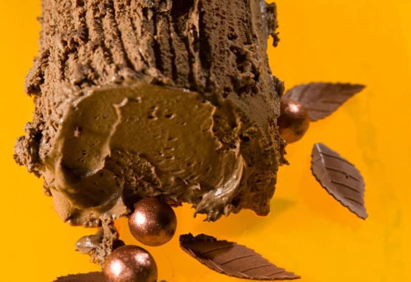 Στέλιος Παρλιάρος: Εύκολος κορμός κάστανο με σοκολάτα για το Χριστουγεννιάτικο τραπέζι