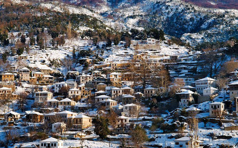Καστάνιτσα Αρκαδίας: Ασύγκριτη ομορφιά σε ένα από τα πιο όμορφα ορεινά χωριά της Ελλάδας