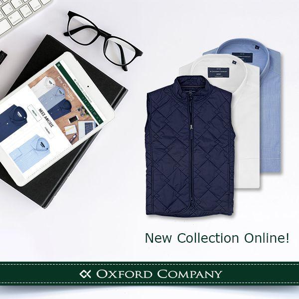 71f822414fc0 Βρείτε τα ρούχα της Oxford Company σε κάποιο από τα καταστήματα της  εταιρείας ή στο site της που λειτουργεί και ως e-shop.