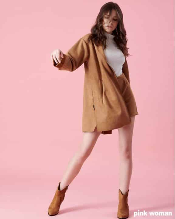 0914a5769892 Made in Greece τα ρούχα της Pink Woman  Ο Έλληνας ανταγωνιστής του ...