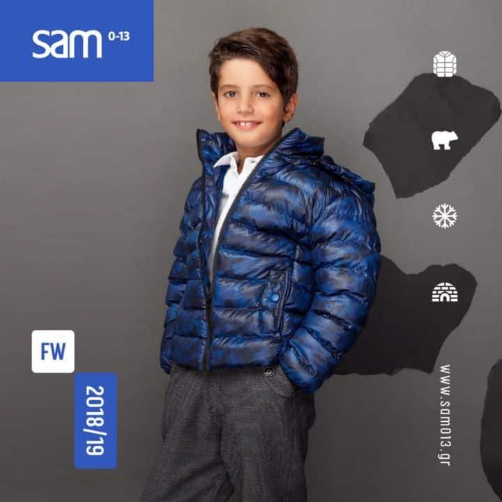 1020fdc2dd23 Η SAM 0-13 εδρεύει στη Θεσσαλονίκη, σε ιδιόκτητες εγκαταστάσεις 2000 m2 και  διαθέτει καταστήματα σε όλη την Ελλάδα. Διατηρεί ένα δυναμικό δίκτυο  franchise, ...