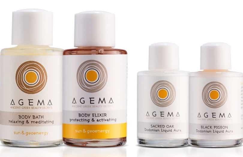 Made In Greece η AGEMA: Τα ελληνικά καλλυντικά που κρύβουν όλα τα αρχαία μυστικά ομορφιάς