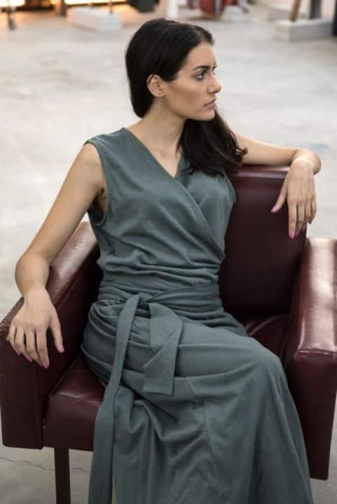 a09e790d5e56 Η σχεδιάστρια και ιδιοκτήτρια της Σχολής Μόδας AthensFashionClub Μαρία  Βυτινίδου μιλά με μεγάλο ενθουσιασμό για την νέα σχεδιάστρια: «Έχω την  πολυτέλεια να ...