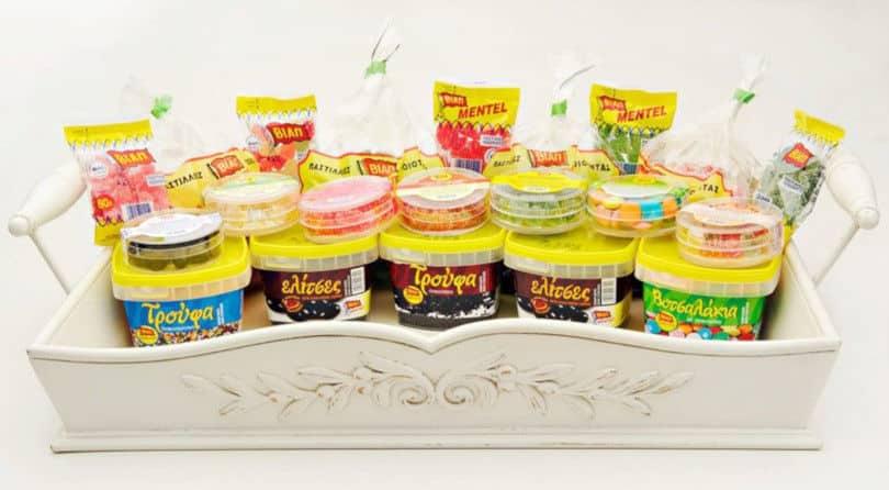 Made In Greece η ΒΙΑΠ MENTEL: «Ραντεβού» & «Φιλάκια» με παστίλιες & σοκολατάκια – Ιστορία από 1956 – Γλυκαίνουν Κύπρο, Καναδά & Αυστραλία