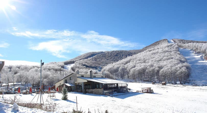 Vigla Ski Center1