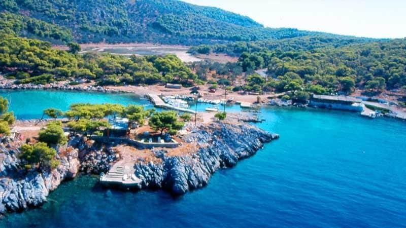 Βίντεο ημέρας: Όλη η ομορφιά από την Αθήνα ως το Αγκίστρι από ψηλά με μοναδικά Drone πλάνα