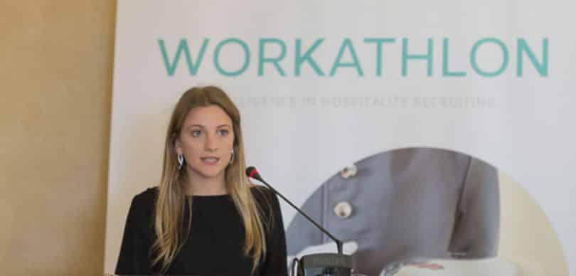 101471d6ffb6 H Workathlon είναι το επιχειρηματικό success story που γράφτηκε στην Ελλάδα  της οικονομικής ύφεσης από μία γυναίκα επιχειρηματία που προέταξε το πάθος  της ...