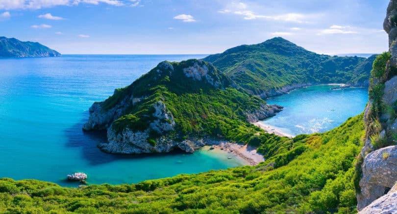 Κέρκυρα: Το φυσικό τοπίο αυτού του νησιού σου κλέβει την ανάσα – Η φωτογραφία της ημέρας