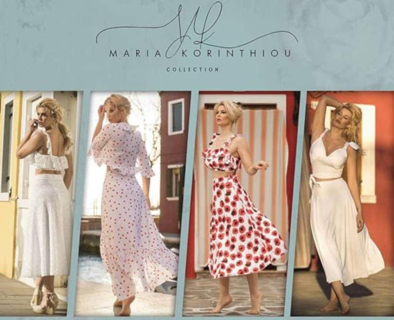 d3709e6d670 Φλογερά χρώματα & μοναδικά floral φορέματα, φούστες & παντελόνες στη ...