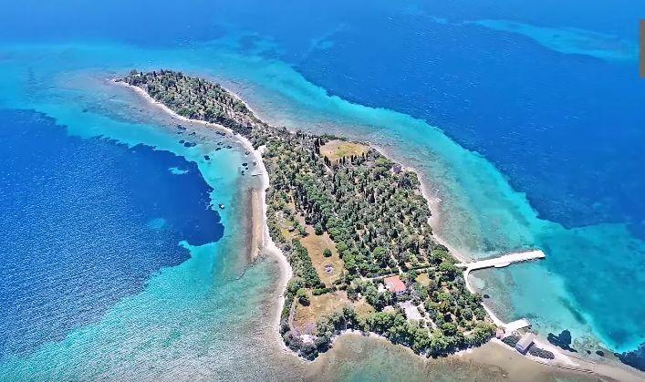 νησί κιθαρα Αγία Τριάδα
