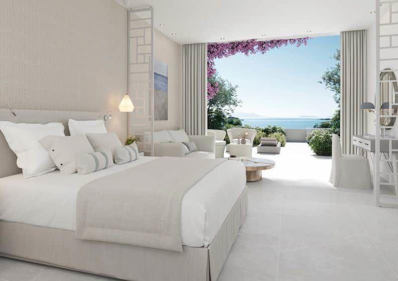 f0a92821d08 Η αλυσίδα ξενοδοχείων Ikos Resorts διαθέτει τα 5άστερα ξενοδοχειακά  συγκροτήματα Ikos Olivia και Ιkos Oceania στη Χαλκιδική και το  ολοκαίνουργιο Ikos Dassia ...